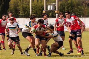 De a 3 para pararlo - Rugby -  - Areco Rugby Club - 2021/Aug/16