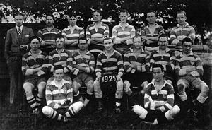 Equipo de 1925 - Rugby -  - Club San Martín -