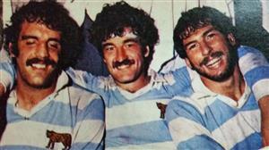 Branca, Eliseo Nicolas - Rugby - 3 grandes -  - 1984/Oct/01