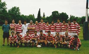 Fauve, Sebastian - Rugby - No recuerdo el año pero creo que fue en CUBA - Asociación Alumni - 1998/Oct/20