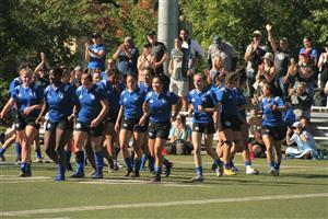 Sport Photo Book by Juan Alchourron - Rugby - Félicitations du publique - Université de Montréal - 2021/Sep/19