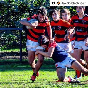 M15 fecha 8 del 2019 contra Depo - Rugby -  - Olivos Rugby Club - Asociación Deportiva Francesa