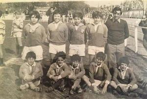 Camada '66, nine a side en GEBA - Rugby -  - Asociación Deportiva Francesa -