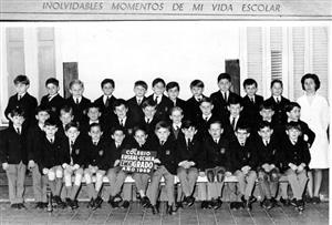 Egresados 1980 - 1er grado - Social -  - Euskal Echea -