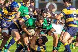 Partido GER DRC TRL2019 - Rugby -  - Club Gimnasia y Esgrima de Rosario - Duendes Rugby Club
