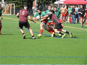 - Rugby -  - Rugby Club de Montréal - Westmount Rugby Club
