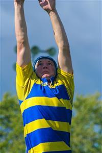 Sport Photo Book by Juan Alchourron - Rugby -  - Cegep John Abbott - 2021/Sep/26