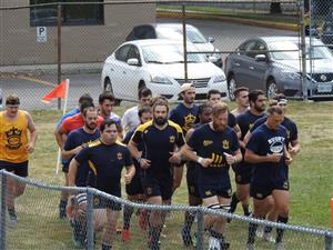 Sport Photo Book by Juan Alchourron - Rugby - Before the game - Town of Mount Royal RFC - 2019/Aug/03
