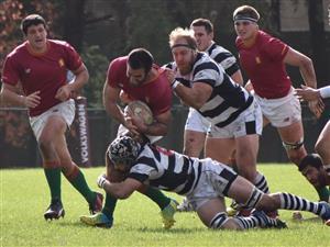 Se necesitan dos para pararlo - Rugby - Superior (M) - Newman - Club Atlético de San Isidro