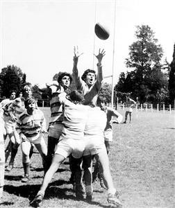 4ta A en 1974 - Rugby -  - Hindú Club - San Isidro Club