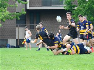 The best 3rd row of the championship - Rugby -  - Town of Mount Royal RFC -
