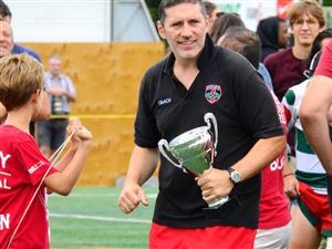 Coach & Champ - Rugby - Senior (M) - Rugby Club de Montréal -