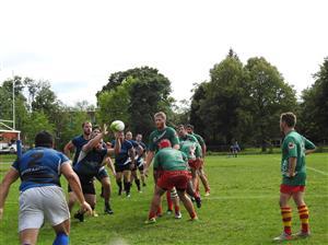 Surprise ! - Rugby -  - Barracudas de Saint-Jean-sur-Richelieu - Rugby Club de Montréal