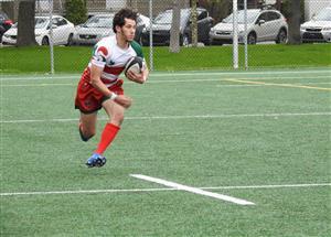 - Rugby -  - Rugby Club de Montréal -