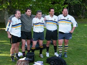 La vieja guardia  - Rugby -  - Los Cedros -
