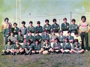 Camada 1970. Año 1984 - Rugby -  - Club San Cirano -