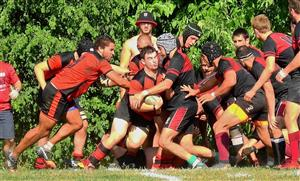 - Rugby -  - Beaconsfield Rugby Football Club - 2018/Aug/25