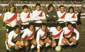 Equipo de 1975 - Soccer -  - Club Atlético River Plate -