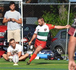 3 pts - Rugby -  - Rugby Club de Montréal -