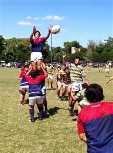 M15 Depo 30 - Hindu 14 - Rugby - M15 - Asociación Deportiva Francesa - Hindú Club