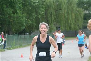 Happy Rachel ! - Running -  - NDG Roadrunners -