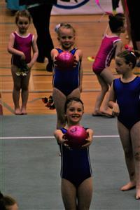 Finale des Jeux de Montréal - Rhythmic gymnastics -  - QUESTO -