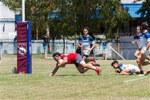 Llega al try! - Rugby - M16 - Areco Rugby Club - Club Argentino de Rugby