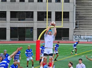 Sport Photo Book by Juan Alchourron - Rugby - Easy line - Université de Montréal - 2021/Sep/11