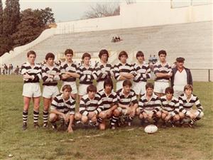 4ta ? 1985 ? - Rugby -  - Club Atlético de San Isidro -