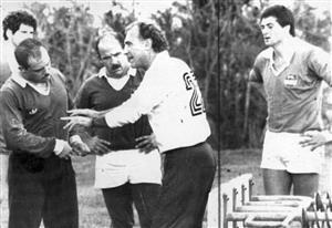 Pochola entrenador - Rugby -  -  - 1981/May/01