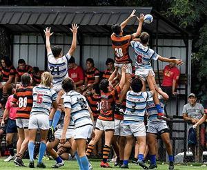 M16 pretemporada 2020 - Rugby -  - Olivos Rugby Club - San Isidro Club