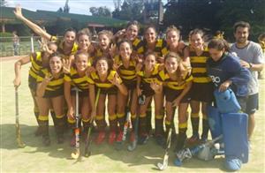 Equipo de 2017 - Field hockey -  - Belgrano Athletic Club -