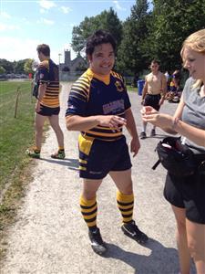 P.O. - Rugby - Senior - Town of Mount Royal RFC -