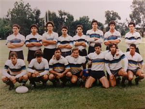 Intermedia ganadora - Rugby -  - Los Cedros -