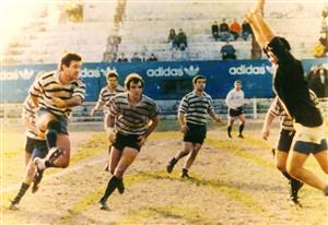 1988 ? Sanfer contra GEBA - Rugby - Superior (M) - Club San Fernando - Club de Gimnasia y Esgrima