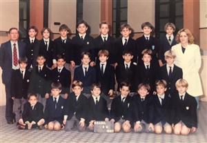 Egresados 1997 - 2do grado A - Social -  - Colegio San Miguel  -