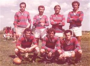 Curupayti campeón del seven de la Universidad de Belgrano - Rugby -  - Curupaytí Club de Rugby - 1975/Nov/01