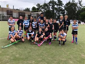 Equipos de 2018 - Field hockey - 9na (F) - Club Atlético de San Isidro - San Isidro Club