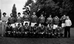 Equipo de 1975 - Rugby -  - Curupaytí Club de Rugby -