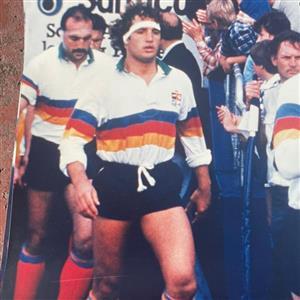 Alla por el '82 mas o menos - Rugby -  -  -