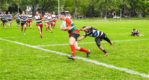 Sport Photo Book by Juan Alchourron - Rugby -  - Montreal Barbarians - 2017/Aug/19