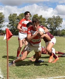 33 a 5 del Jockey sobre Palermo Bajo - Rugby -  - Jockey Club Córdoba -