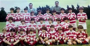 El Borgia Casanova y Calu Pisani nos llevaban de gira cuando teníamos 12 - Rugby -  - Asociación Alumni -