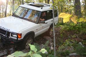 4x4 near the Equinox - Auto racing -  - Bromley Mountain Resort -