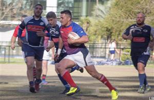 Potencia pura - RugbyV -  - Asociación Deportiva Francesa -
