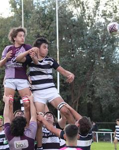 15 a 7 para el Tala, frente a Uru Curé - Rugby -  - Urú Curé Rugby Club - Tala Rugby Club