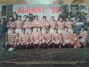 Alumni '92 - Rugby - Superior (M) - Asociación Alumni -