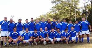 Equipo de 2013 - RugbyV -  - Cosa Nostra -