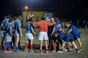 Armando el scrum - RugbyV - Senior (M) - Asociación Deportiva Francesa -