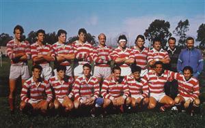 Equipo de 1989 - Rugby -  - Asociación Alumni -